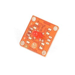 TinkerKit Red Led (5mm) module