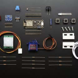 Huzzah! Adafruit.io Internet of Things Feather ESP8266