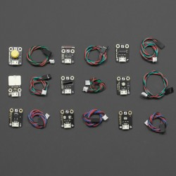 Gravity: 9 Pcs Sensor Set for Arduino