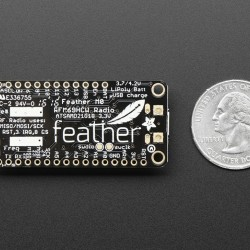 Adafruit Feather M0 RFM69 Packet Radio