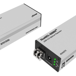 USB 3.0 Optical Repeater for Microsoft Kinect V2 Extension