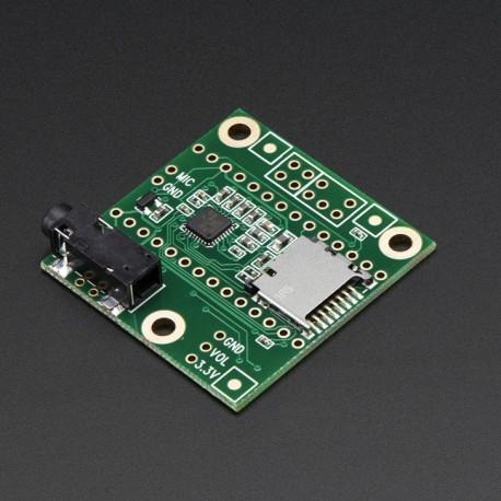 Audio Adaptor Board for Teensy 3.0 & 3.1 & 3.2