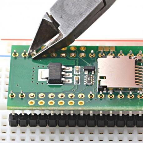 WIZ820 + SD Adaptor