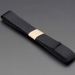Conductive thread ribbon cable - Black