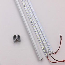 Infrared (850nm) LED Linear Rigid Strip Non-waterproof SMD5050-30-IR 12V 30LEDs 7.2W per piece