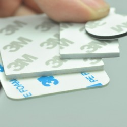 3M PE Foam Double-sided Adhesive Seamless Foam For LED Strip Lights