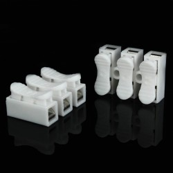 Easy Connector Quick Fix Spring Clamp Terminal Block Connector