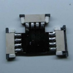 "10MM ""T"" Type LED connector (for SMD 5050 series)"