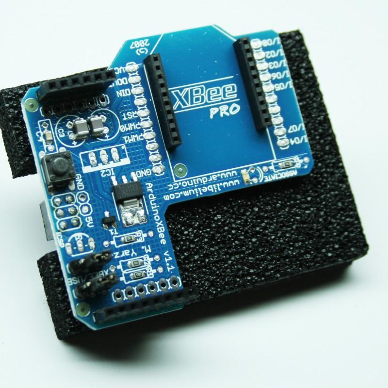 Shield xbee without rf module corzotech