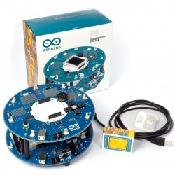 Arduino Robot W/O Power Suply