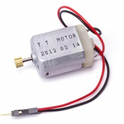 Small DC motor