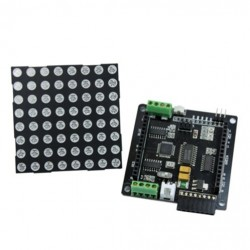 Rainbowduino RGB Matrix Shield