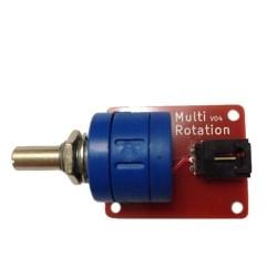 Multi Rotary Sensor -Arduino Compatible