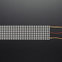 Flexible LED matrix-8x32 pixels