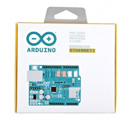 Arduino ETHERNET shield 2 CON PoE - RETAIL