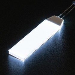 White LED Backlight Module