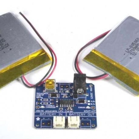 Kit lithium Polymer Batteries