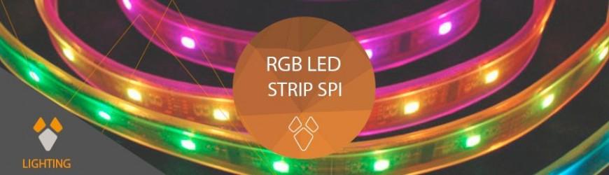 RBG Led strip SPI