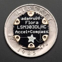 FLORA Accelerometer/Compass Sensor