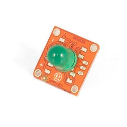 TinkerKit Green Led [10mm] module
