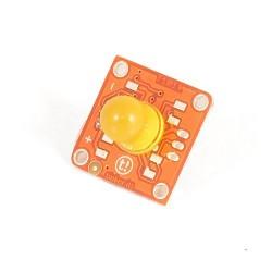 TinkerKit Yellow Led [10mm] module