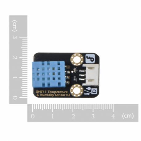 Gravity:DHT11 Temperature and Humidity Sensor