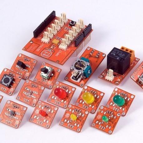 TinkerKit - Starter Kit