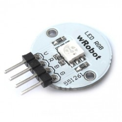 Wrobot Full Color RGB LED Module -A