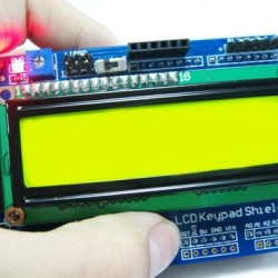 Keypad LCD Shield V2.0 -Arduino Compatible