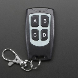 Keyfob 4-Button RF Remote Control