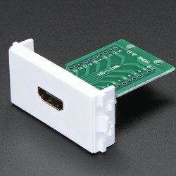 Panel Mount HDMI Socket Breakout