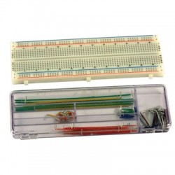 Breadboard 830 with Wire Kit