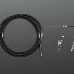 Conductive Rubber Cord Stretch Sensor + extras!