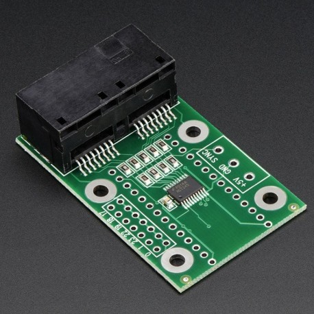 OctoWS2811 Adaptor for Teensy 3.2