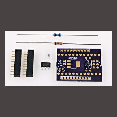 Teensy to XBee Adaptor Kit
