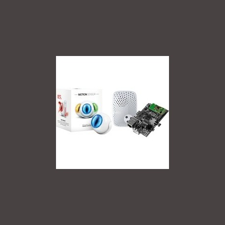 Z-Wave.Me Raspberry Security Bundle, Complet pack
