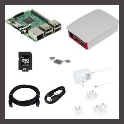 Raspberry Pi 3 Starter Kit Set2
