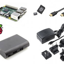 Raspberry Pi 3 Starter Kit Set1