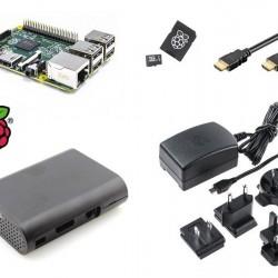 Raspberry Pi 3 Starter Kit Set1