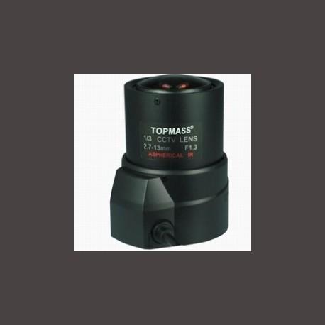 Vari-focal lens 2.7-13mm F1.3-360
