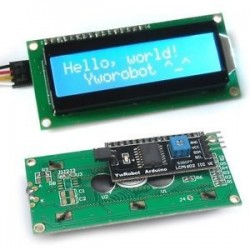 Serial LCD-1602 Shield