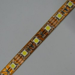 Flexible InfraRed (850nm) SMD5050 Tri-Chip LED Strip-1ft with 18 LEDs Copper Background