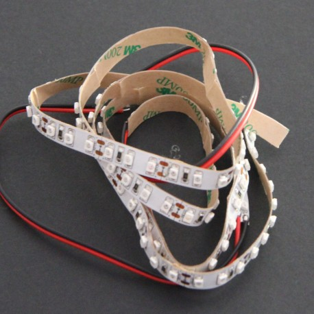 InfraRed Led Strips SMD3528-600-IR Signle Chip Flexible 120LEDs 9.6W Per Meter