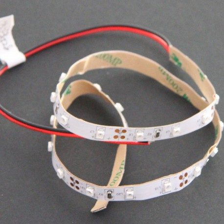 InfraRed (850nm/940nm) Signle Chip Flexible LED Strips 60LEDs 4.8W Per Meter