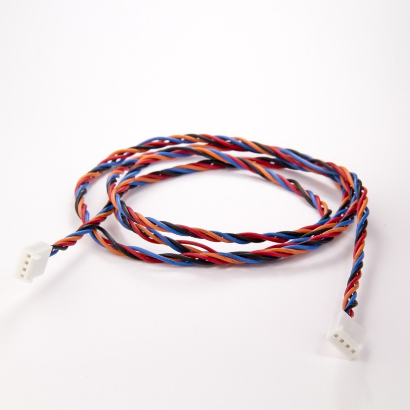 Tinkerkit 4 pin Wires 105cm - Corzotech