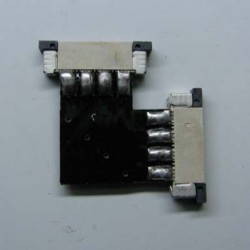 "10MM ""L"" Type LED connector (for SMD 5050 series)"