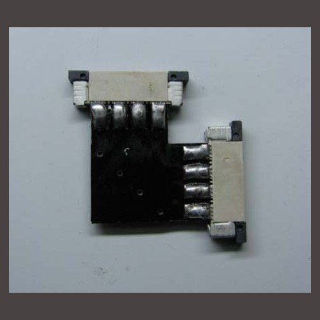 "8MM ""L"" Type LED connector"