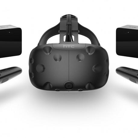 HTC Vive Virtual Reality Glasses (VR)