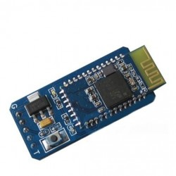 Serial Port Bluetooth Module With Baseboard