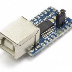 USB/ serial converter WITHOUT headers